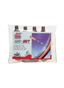 AIR-SET motorbike / ATB, with self-service clip